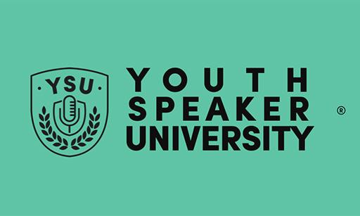 Youth Speaker University logo